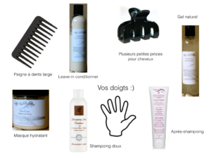 OUTILS WASH N GO .001