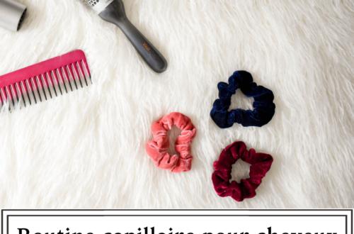 Routine capilllaire pour cheveux crépus, bouclés frisés et ondulés de nappy n'ko avec des produits naturels et bio