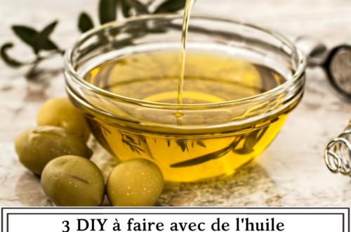 3 DIY à faire avec de l'huile d'olive pour cheveux crépus, bouclés et frisés